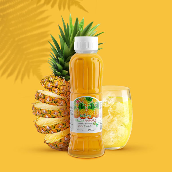 MIRACLE PINEAPPLE
